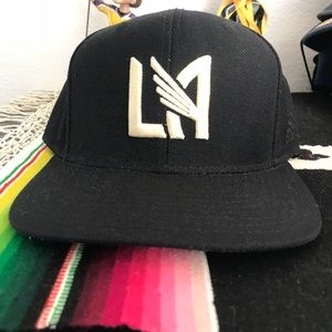ADIDAS LAFC SnapBack Hat